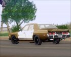 Dodge Monaco 1974 RCSD Non Sticktop/No Lights Version для GTA San Andreas вид сверху