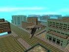 GTA 1 Map для GTA San Andreas вид слева