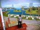 Hawaii Hemd for GTA Vice City top view