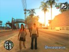 SkyGfx PS2 Graphics for PC для GTA San Andreas вид сзади