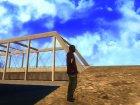 Ballas 1 (GTA V) для GTA San Andreas вид изнутри