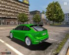 Ford Focus II Facelift RS для Mafia: The City of Lost Heaven вид изнутри
