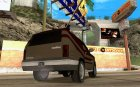 Sandking EX V8 Turbo для GTA San Andreas вид сверху