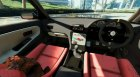1989 Nissan 240SX S13 OneVia for GTA 5 inside view