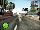 The Baseball Furies skin (The Warriors) для GTA San Andreas вид слева