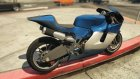 Ducati Desmosedici RR 2012 for GTA 5 left view