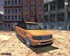 Range Rover Sport 2010 для Mafia: The City of Lost Heaven вид слева