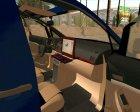 Trans TV Newsvan для GTA San Andreas вид сбоку
