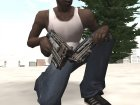 10 mm Pistol Fallout 3 for GTA San Andreas left view