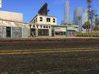 Новые улицы и тротуары в HD 2015 for GTA San Andreas