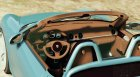 Porsche Boxster S 987 (2010) for GTA 5 inside view