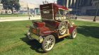 Ford T 12 for GTA 5 left view