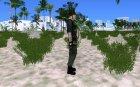 Marine Vietnam War for GTA San Andreas top view