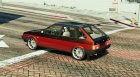 VAZ 2109i (Lada Samara) for GTA 5 left view