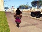 Aisha from Renaissance Heroes for GTA San Andreas top view