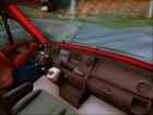 Fiat Ducato Mk2 1999 для GTA San Andreas вид сверху