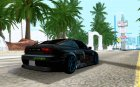 Nissan Silvia RPS13 CIAY для GTA San Andreas вид сверху