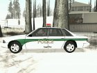 1992 Declasse Premier Angel Pine PD for GTA San Andreas rear-left view