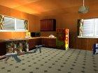 Новые текстуры домов на Грув Стрит для GTA San Andreas вид слева