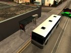 Автобусные линии v1 для GTA San Andreas вид справа
