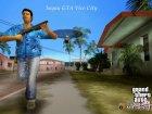 The sound of gunfire GTA Vice City
