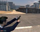 Beretta M92 for Mafia: The City of Lost Heaven rear-left view