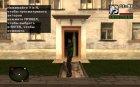 Дегтярёв в научном комбинезоне наемников из S.T.A.L.K.E.R for GTA San Andreas rear-left view