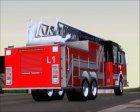 Pierce Arrow XT TFD Ladder 1 для GTA San Andreas вид изнутри