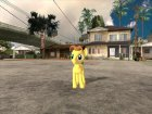 Caramel (My Little Pony) for GTA San Andreas left view