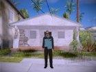 Trevor V3 HD GTA V для GTA San Andreas вид изнутри