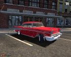 Chevrolet Bel Air Hardtop 1957 для Mafia: The City of Lost Heaven вид слева