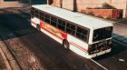Bus PPD Old Jakarta Transportation for GTA 5 left view