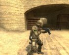 d0nn's Desert UrbanMedic for Counter-Strike Source left view