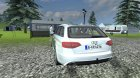 Audi All road v 2.0 for Farming Simulator 2013 inside view