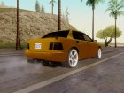 Stratum Sedan Sport for GTA San Andreas left view