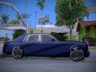 Rolls-Royce Phantom для GTA San Andreas вид изнутри
