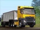 Mercedes-Benz Actros MP4 Stream Space Black  6x4 V2.0