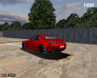 Mazda RX8 2005 for Mafia: The City of Lost Heaven rear-left view