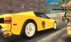 Ferrari Testarossa 1984 для GTA 3 вид сбоку