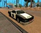 Infernus Interceptor для GTA San Andreas вид сзади слева