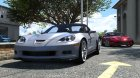 Chevrolet Corvette ZR1 for GTA 5 side view