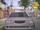 Nissan Cima для GTA San Andreas вид слева