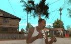 Новый кастет for GTA San Andreas left view