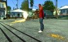 Настоящие гильзы (3D гильзы) for GTA San Andreas left view