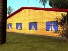 Новый дом Денис для GTA San Andreas вид сверху