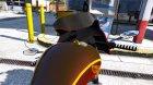 Honda CB750 Bagger 1.0 для GTA 5 вид изнутри