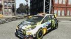 Ford Fiesta RS WRC Gymkhana v 1.0