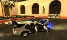 Toyota Fortuner Полиция Украины для GTA San Andreas вид справа