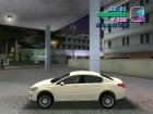 Peugeot 508 e-HDi 2011 for GTA Vice City rear-left view