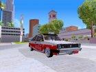 Volkswagen Gol Coca-Cola for GTA San Andreas left view